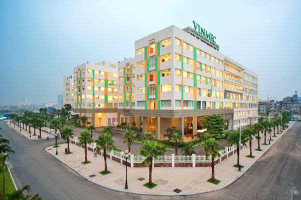 Vinmec Times City International Hospital