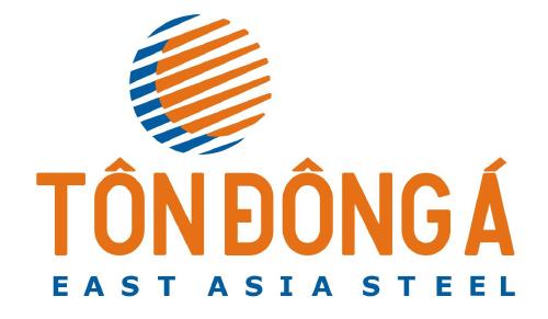 logo tôn đông á