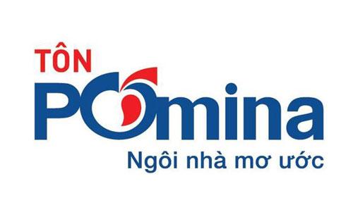 logo tôn pomina